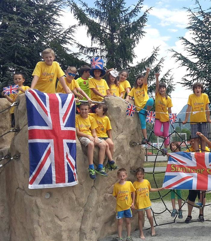 Corsi di inglese per ragazzi Aosta